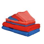 14 Pcs 100% Cotton Towel Set