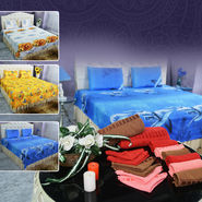 23 Pcs Bed & Bath Combo