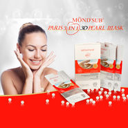 MondSub Paris 3-in-1 3D Pearl Mask