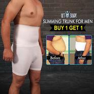 Get In Shape Slimming Trunk for Men - Buy 1 Get 1
