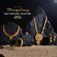 Mangalmay Gold Jewellery Collection