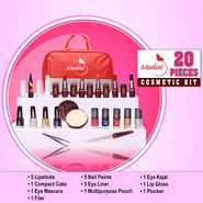 Medin 20 Pcs Cosmetic Kit