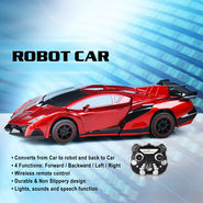 Remote Control Robot Car