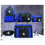 Scottish Club Set of 5 Bags + Leather Watch