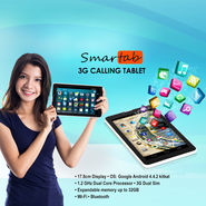 Smart Tab 3G Calling Tablet