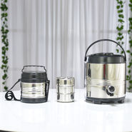 Stainless Steel Water Jug + Lunch Box