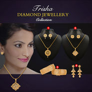 Trisha Diamond Jewellery Collection
