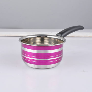 14 Pcs Colored Stainless Steel Cookware Set