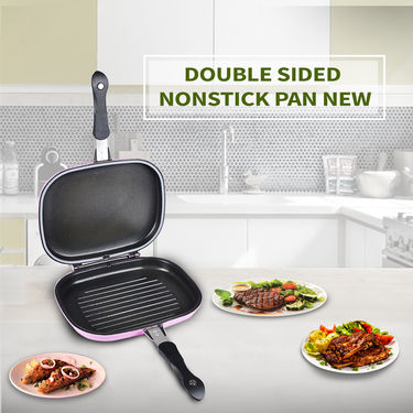 Double Sided Nonstick Pan New