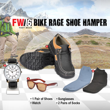 Biker Rage Shoes H