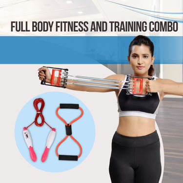 Full Body Fitness & Training Combo