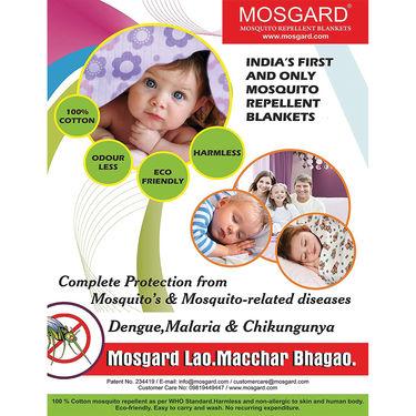 Mosgard Mosquito Repellent Blanket
