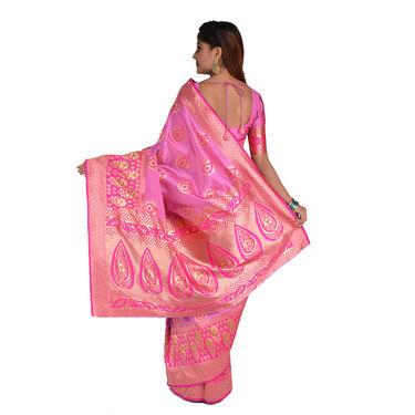 Pick Any One Assorted Kanjeevaram Silk Saree by Zuri (KSS10)