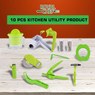 Royal Chef 10 Pcs Innovative Kitchen Utility Products