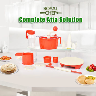 Royal Chef Complete Atta Solution