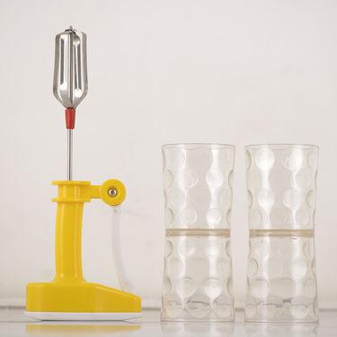 Royal Chef Handblender with 4 Glasses