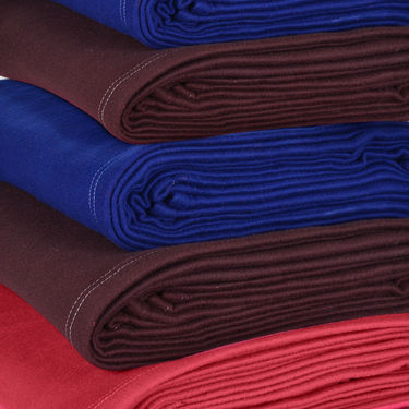 Set of 10 Fleece Blankets