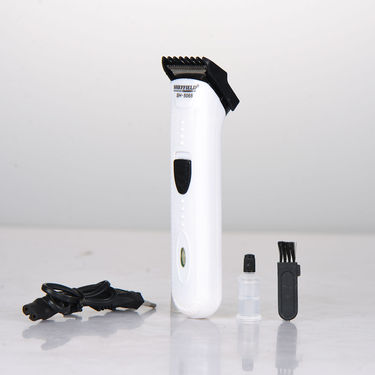 Sheffield Men's Trimmer with Grooming Kit & Pouch
