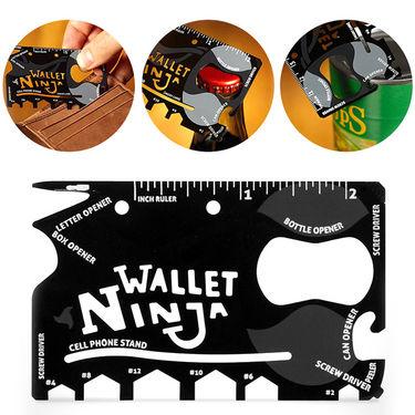 Scottish Club 18-in-1 Pocket Ninja Multitool