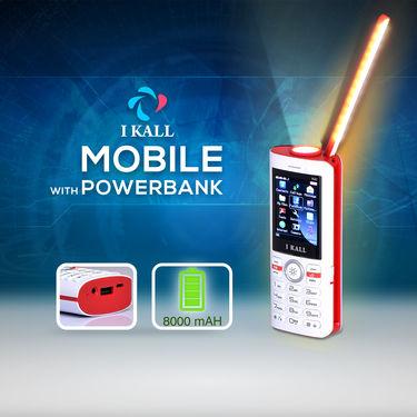 I Kall Mobile with Powerbank